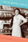 As Always, Julia: The Letters of Julia Child and Avis DeVoto - Julia Child, Avis DeVoto, Joan Reardon