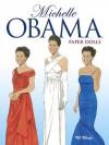 Michelle Obama Paper Dolls - Tom Tierney