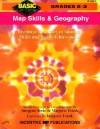 Map Skills & Geography: Inventive Exercises to Sharpen Skills and Raise Achievement - Imogene Forte, Kathleen Bullock, Marjorie Frank