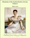 Minstrelsy of the Scottish border (3rd ed), v1 - Walter Scott