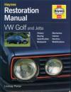 VW Golf and Jetta Restoration Manual - Lindsay Porter