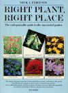 Right Plant, Right Place - Nicola Ferguson