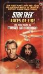 Faces of Fire (Star Trek, #58) - Michael Jan Friedman