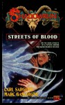 Streets of Blood - Carl Sargent, Marc Gascoigne
