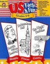 U.S. Facts & Fun, Grades 4-6 - Joanne Mattern, Evan-Moor Educational Publishers