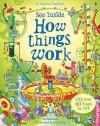 How Things Work (Usborne See Inside) - Conrad Mason, Colin King