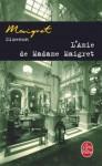 L'Amie de Madame Maigret (Maigret, #34) - Georges Simenon