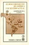 El Descubrimiento De América Y Su Sentido Actual - Leopoldo Zea