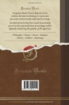 Fourteen Lessons in Yogi Philosophy and Oriental Occultism (Classic Reprint) - Yogi Ramacharaka