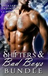 Shifters & Bad Boys Bundle (Shifters & Bad Boys. Man love, bdsm, and rockstar romance. Book 1) - Anita Lawless, C.J. Sneere, Leigh Foxlee