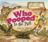 Who Pooped in the Park?: Scat and Tracks for Kids - Gary D. Robson, Robert Rath
