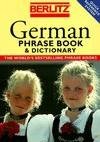 Berlitz German Phrase Book & Dictionary (Berlitz Phrase Books) - Berlitz Publishing Company