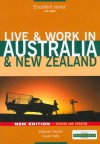 Live & Work in Australia & New Zealand, 4th - Deborah Penrith, Susan Kelly