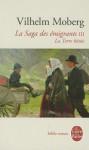 La terre bénie (La saga des émigrants, #3) - Vilhelm Moberg, Philippe Bouquet