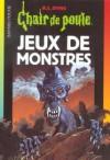 Jeux de monstres - R.L. Stine, Nathalie Vlatal