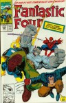 Fantastic Four #348 (Where Monsters Dwell!, Vol. 1) - Walter Simonson, Tom DeFalco, Al Milgrom, Arthur Adams, Art Thibert, Bill Oakley