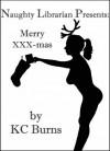 Naughty Librarian Presents: Merry XXX-mas - K.C. Burns