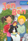 Lets Read With Jen and Ben - Sue Graves, Gustavo Mazali