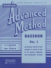 Rubank Advanced Method: Bassoon, Vol. I - H. Voxman, William Gowe