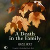 A Death in the Family - Hazel Holt, Patricia Gallimore, Soundings