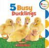 5 Busy Ducklings - Children's Press