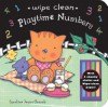Wipe Clean - Playtime Numbers - Caroline Jayne Church
