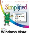 Microsoft Windows Vista Simplified - Paul McFedries, John Wiley & Sons, Inc.