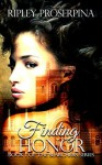 Finding Honor (The Searchers) (Volume 1) - Ripley Proserpina