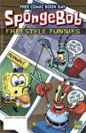 Spongebob Freestyle Funnies FCBD 2013 - Chris Duffy