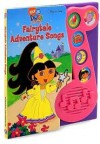 Little Music Note Dora Fairytale - Susan Hall, Publications International Ltd.