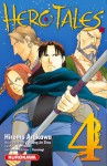 Hero Tales, Tome 4 - Huang Jin Zhou, Hiromu Arakawa
