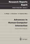 Advances in Human-Computer Interaction: Human Comfort and Security - S. Pfleger, K. Varghese