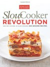 Slow Cooker Revolution - The Editors at America's Test Kitchen, America's Test Kitchen