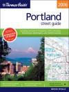 The Thomas Guide 2006 Portland, Oregon: Street Guide (Thomas Guide Portland Oregon (Bk & CD)) - Thomas Brothers
