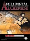 "Fullmetal Alchemist #4 - Hiromu Arakawa, Paweł ""Rep"" Dybała"