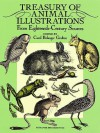 Treasury of Animal Illustrations: From Eighteenth-Century Sources - Carol Belanger Grafton