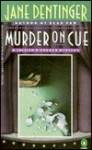 Murder On Cue - Jane Dentinger