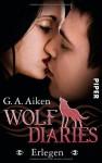 Erlegen (Wolf Diaries, #3) - Shelly Laurenston, G.A. Aiken, Karen Gerwig