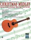21st Century Guitar Ensemble -- Christmas Medley: Score & Parts, Score & Parts - Louis Martinez, Aaron Stang