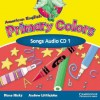 American English Primary Colors 1 Songs CD - Diana Hicks, Andrew Littlejohn