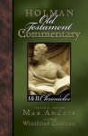 Holman Old Testament Commentary - 1st & 2nd Chronicles - Max E. Anders, Winfried Corduan