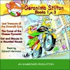 Geronimo Stilton: Books 1-3 - Geronimo Stilton, Edward Herrmann, Listening Library