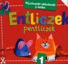 Entliczek Pentliczek 1 wycinanki-składanki 5-latka - Agnieszka Kowalska, Krzywicka Marta, Beata Zdęba