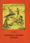 Hajameelse magistri väitekiri - Vladimir Levshin, Boris Kabur, Edgar Valter