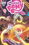 My Little Pony Friends Forever #2 (The Pony Jetpack Edition) (Jetpack Comics Exclusive Variant) - Jeremy Whitley, Tony Fleecs
