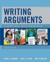 My Comp Lab New With Pearson E Text Student Access Code Card For Writing Arguments (Standalone) (8th Edition) - John D. Ramage, John C. Bean, June Johnson