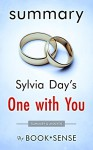 [Summary] One with You: (Crossfire, Book 5) by Sylvia Day - Book*Sense, Brittany S