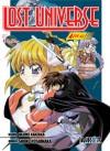 Lost Universe 4 - Hajime Kanzaka, Shoko Yoshinaka