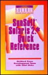 The Sun Solaris 2.* Quick Reference - David Talbott, Clint Hicks
