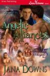 Angelic Alliances (His Guardian Angels 5) - Jana Downs